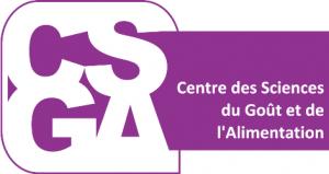 Logo Centre des Sciences du Goût et de l'Alimentation