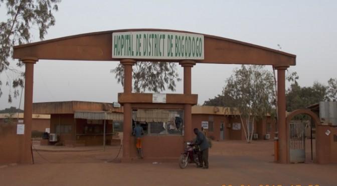 Catalogue documentaire des données  : Burkina-Faso